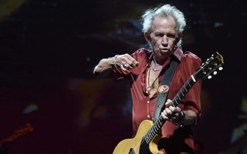 Keith Richards Arthritis