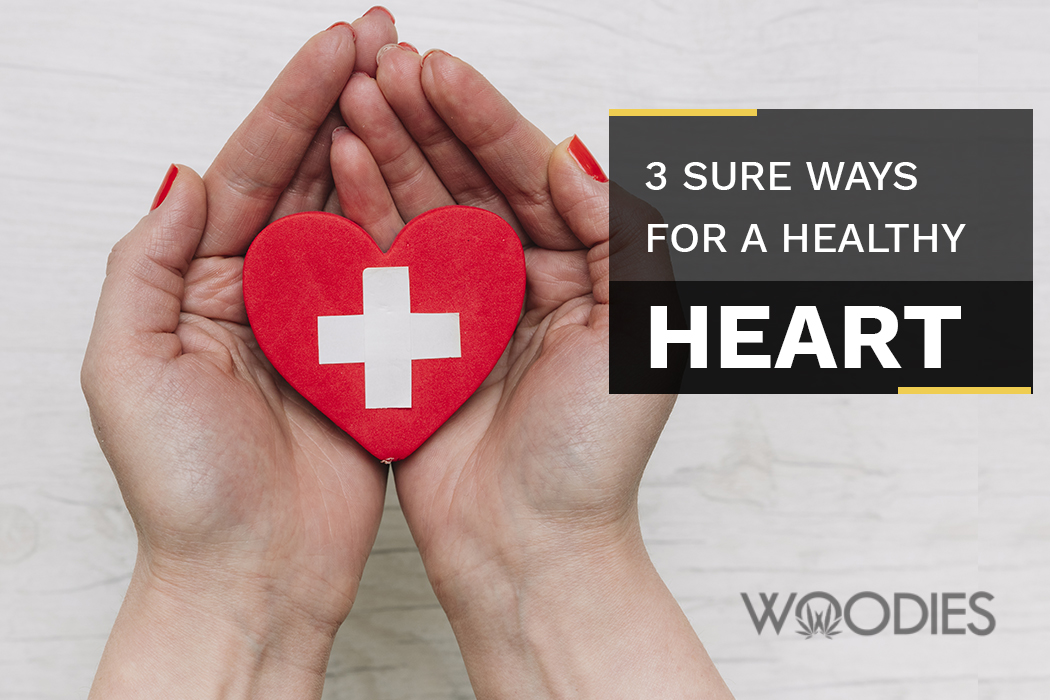 Three Sure Ways to Maintain a Healthy Heart in the 21st Century